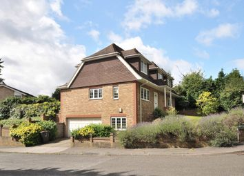 Thumbnail 4 bed detached house for sale in Woodlands Road, Bickley, Bromley