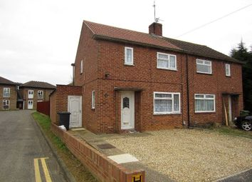 Thumbnail 2 bedroom semi-detached house to rent in Ash Road, Dogsthorpe, Peterborough