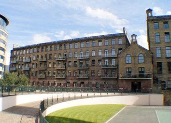 Thumbnail 2 bed flat for sale in Salts Mill Road West Yorkshire, Shipley BD17, Shipley,
