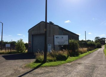Thumbnail Light industrial for sale in For Sale - Former Testing Station, Charlesfield Industrial Estate, Newton St Boswells
