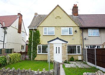 Thumbnail 3 bedroom semi-detached house for sale in The Crescent, Woodlands, Doncaster