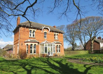 Thumbnail 6 bed detached house for sale in Chesterfield Road, Barlbrough, Chesterfield