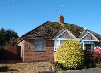 Thumbnail 2 bedroom semi-detached bungalow for sale in Muscott Lane, Duston Village, Northampton