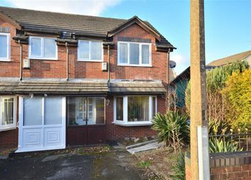 Thumbnail 3 bed end terrace house for sale in Newtown St, Prestwich