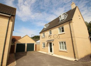 Thumbnail 6 bedroom detached house to rent in Marauder Road, Old Catton, Norwich