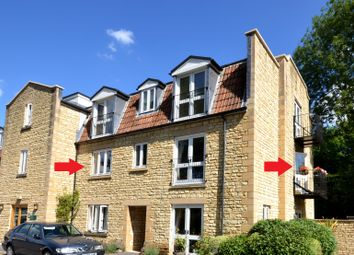 Thumbnail 2 bed flat for sale in 22 Kingfisher Court, Avonpark, Limpley Stoke, Bath