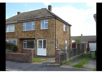 Thumbnail 3 bed semi-detached house to rent in Rutland Drive, Grimsby