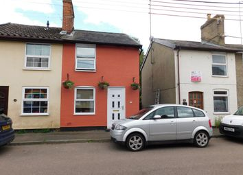Thumbnail 3 bed end terrace house for sale in Cardinalls Road, Stowmarket