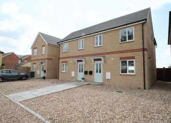 Thumbnail 3 bed semi-detached house for sale in Threeways, Northall, Buckinghamshire