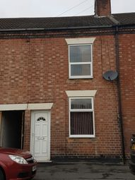 Thumbnail 3 bed terraced house to rent in Stafford Street, Burton On Trent