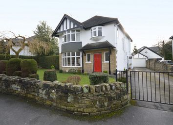 Thumbnail 5 bed detached house for sale in Wigton Grove, Alwoodley, Leeds, West Yorkshire