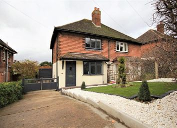Thumbnail 2 bed property for sale in Foxburrows Avenue, Guildford