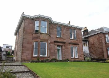 Thumbnail 4 bed flat for sale in Moorfield Road, Gourock, Renfrewshire