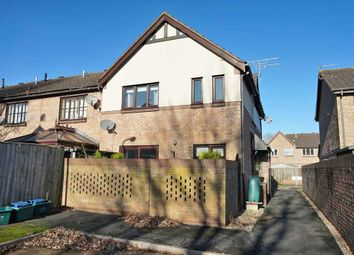 Thumbnail 2 bed semi-detached house for sale in Heron Drive, Cullompton