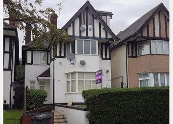 Thumbnail 3 bed flat for sale in Highfield Avenue, London