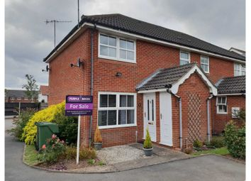 Thumbnail 1 bed town house for sale in Scaife Road, Bromsgrove