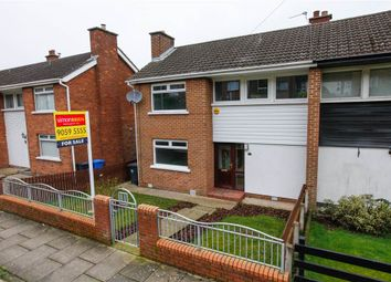 Thumbnail 3 bed semi-detached house for sale in 10, Geary Road, Belfast
