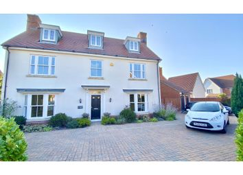 Mereworth Road, Chelmsford CM3. 5 bed detached house