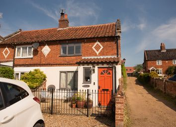 2 bed end terrace house for sale in Yarmouth Road, Broome, Bungay NR35