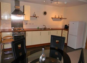 Thumbnail 1 bed flat to rent in 23 Shot Tower Close, Chester, Cheshire