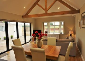 Thumbnail 3 bed detached bungalow for sale in Sandhill Lane, Selby