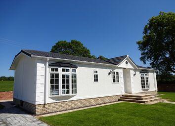 Thumbnail 3 bedroom mobile/park home for sale in Dinwoodie Lodge Park Johnstonebridge, Lockerbie, Dumfriesshire.