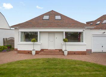 Thumbnail 4 bed detached bungalow for sale in 7 Dovecot Park, Colinton, Edinburgh
