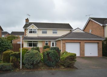 Thumbnail 4 bed detached house for sale in Berwick Close, Walton, Chesterfield