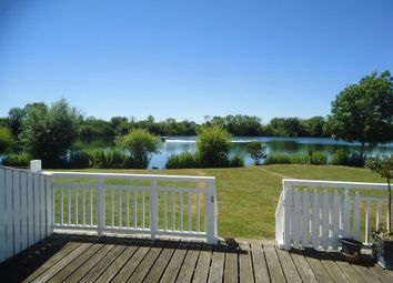 Thumbnail 2 bed lodge for sale in 71 Spring Lake, South Cerney, Cirencester