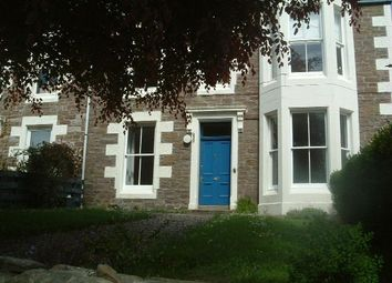 Thumbnail 3 bed flat to rent in Grove Road, Broughty Ferry, Dundee 1Jn