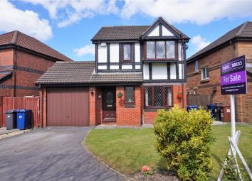 Thumbnail 3 bed detached house for sale in Woburn Green, Leyland