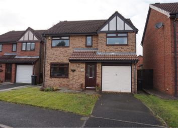Thumbnail 4 bedroom detached house for sale in Little Harwood Lee, Harwood