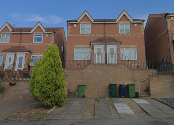 Thumbnail 2 bed semi-detached house for sale in Morgans Way, Blaydon-On-Tyne