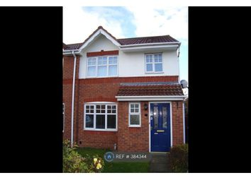 Thumbnail 3 bed end terrace house to rent in Croftwood Grove, Whiston, Prescot