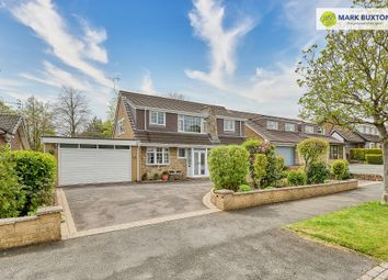 Thumbnail 3 bed detached house for sale in Geneva Drive, Westlands, Newcastle Under Lyme