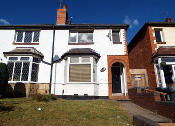 Thumbnail 4 bed semi-detached house to rent in Warwards Lane, Selly Oak, Birmingham