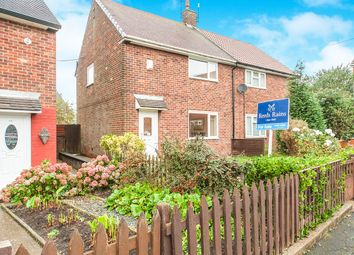 Thumbnail 2 bedroom semi-detached house for sale in Foxhill Close, Hull