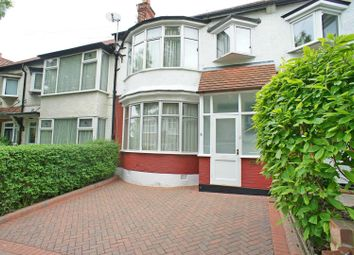 Thumbnail 3 bedroom terraced house for sale in Albert Avenue, London