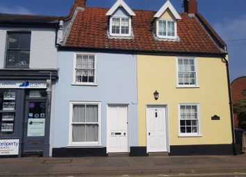 Thumbnail 3 bedroom terraced house to rent in Blyburgate, Beccles, Suffolk