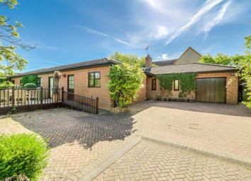 Thumbnail 5 bed bungalow for sale in Kirke Close, Shenley Church End, Milton Keynes