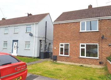 Thumbnail 2 bed semi-detached house to rent in Wayside Court, Bearpark, Durham