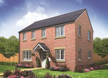 "Thumbnail 3 bed detached house for sale in ""The Clayton Corner"" at Litchard Hill, Bridgend"