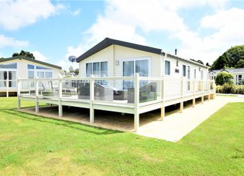 Thumbnail 3 bed bungalow for sale in Oyster Bay Holiday Park, Halt Road, Goonhavern, Truro