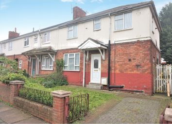 Thumbnail 3 bed end terrace house for sale in Milton Road, Grimsby