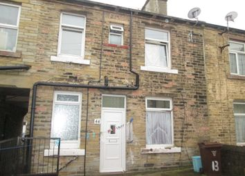 Thumbnail 2 bedroom terraced house for sale in Ackworth Street, Bradford