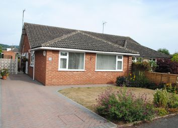 Thumbnail 3 bed semi-detached bungalow for sale in Nottingham Road, Bishops Cleeve, Cheltenham