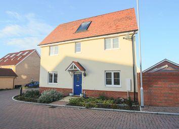 Thumbnail 3 bed link-detached house for sale in Howland Close, Saffron Walden