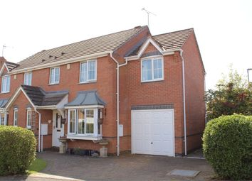 Thumbnail 5 bed semi-detached house for sale in Douglas Bader Drive, Lutterworth
