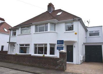 Thumbnail 5 bedroom semi-detached house for sale in Aldenham Road, Newton, Porthcawl