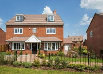 Thumbnail 5 bedroom detached house for sale in Saxon Rise, Northampton Road, Brixworth